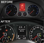 VW MK5 to MK6 UPGRADE Programing